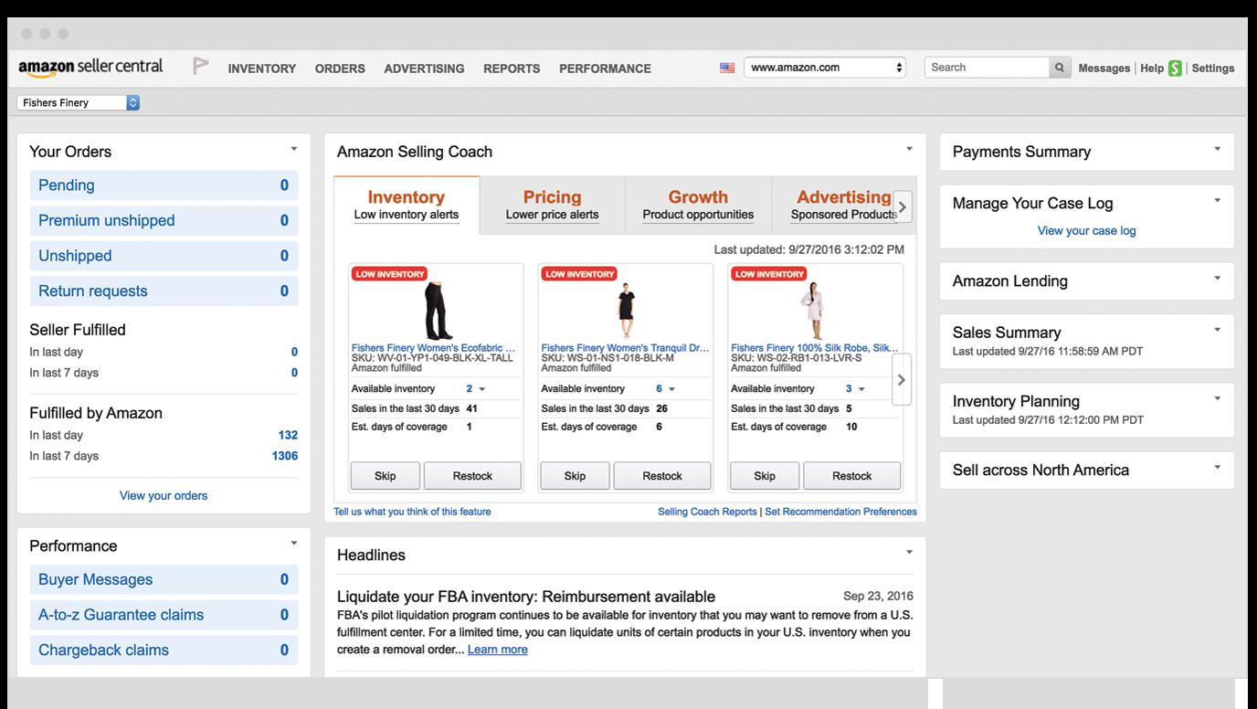 amazon inventory management demand planning app forecastrx. Black Bedroom Furniture Sets. Home Design Ideas