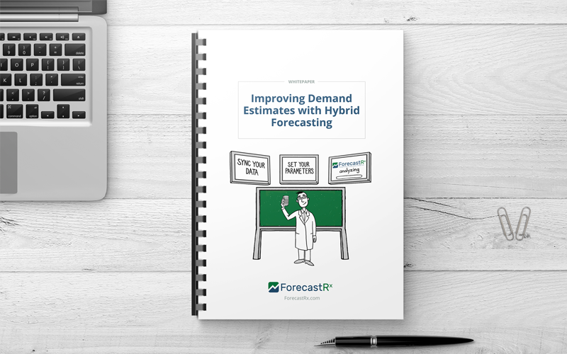 Improving Demand Estimates with Hybrid Forecasting